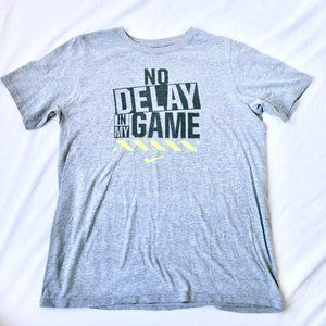 Nike Kid's No Delay In My Game T-Shirt XL